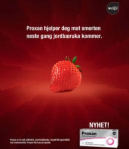 Proxan reklamekampanje